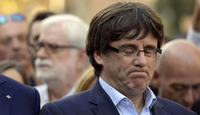 Cataluña proclamó su independencia con 72 votos a favor