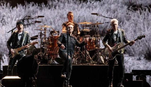 """U2 anuncia nuevo álbum de """"cartas íntimas"""""""