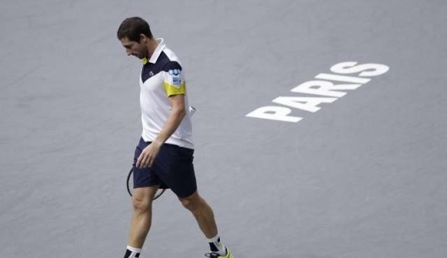 Cuevas perdió con Nadal y quedó afuera del ATP 1000 de París