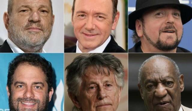 El caos que causaron en Hollywood los escándalos sexuales