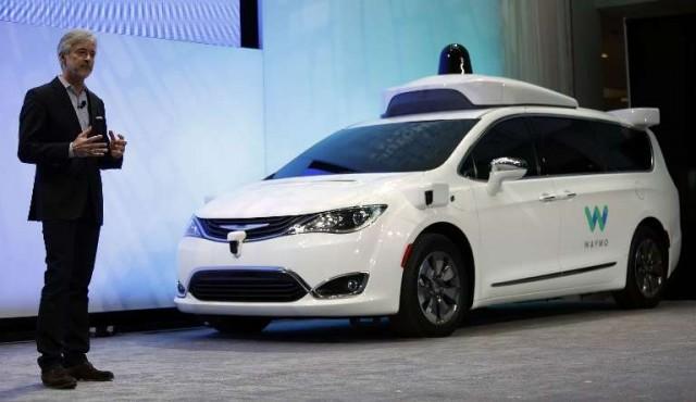 Waymo prueba su vehículo autónomo sin conductor en Estados Unidos