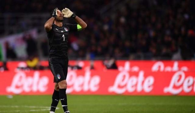 Italia quedó eliminado del Mundial tras empatar con Suecia