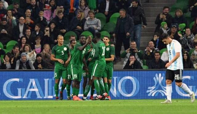 """Argentina y una derrota """"difícil de explicar"""" ante Nigeria"""
