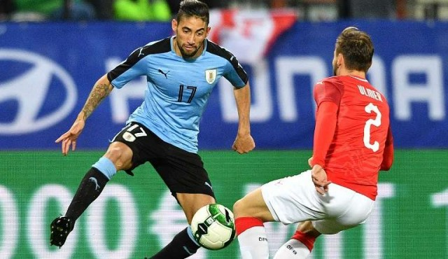 Uruguay cayó en Viena
