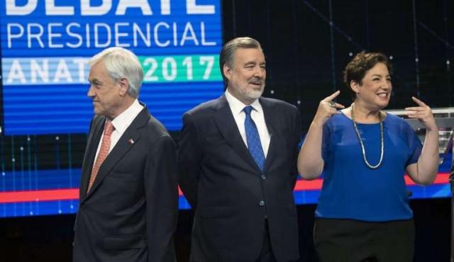 Líder del tercer partido en Chile da su apoyo al candidato oficialista contra Piñera