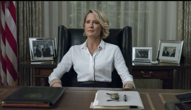 La producción de House of Cards se reanudará en 2018