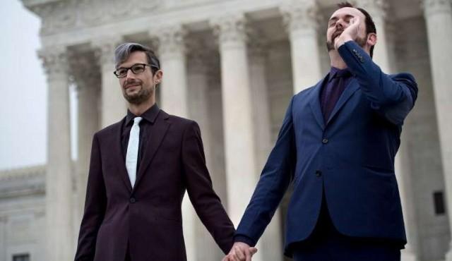 EEUU: Corte Suprema debate sobre negación de un pastel de boda a una pareja gay