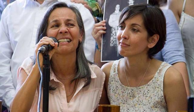 """Andrea es la nieta 126: """"se me completó la vida"""""""