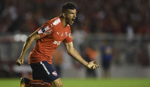 Sudamericana: Independiente ganó la primera final