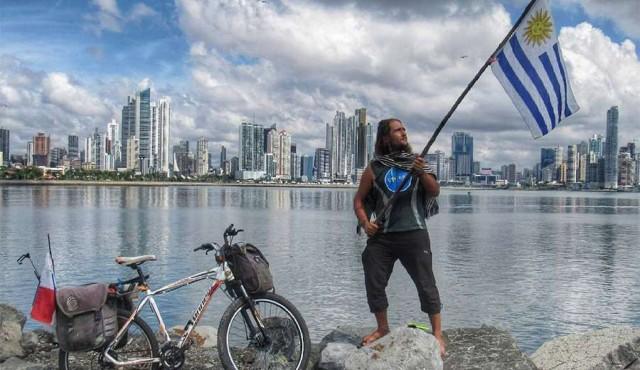De Uruguay a Alaska en bicicleta: atravesar América aprendiendo de la gente