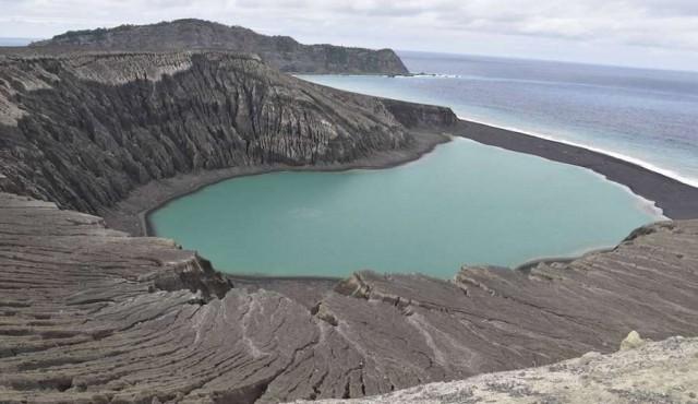 Una nueva isla en el Pacífico ofrece las claves para buscar vida en Marte