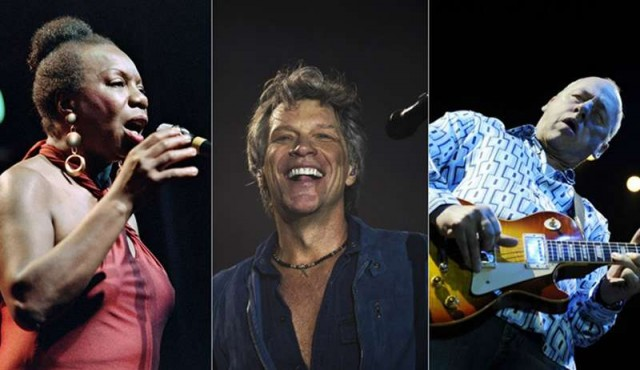 Anuncian a los artistas inducidos al Rock & Roll Hall Of Fame