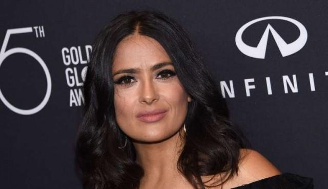 'Durante años fue mi monstruo', Salma Hayek habla acerca de Harvey Weinstein