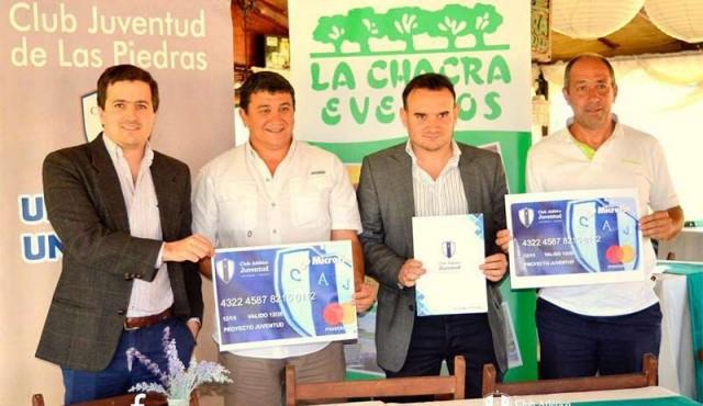 Microfin firma un acuerdo de alianza estratégica con Juventud de las Piedras