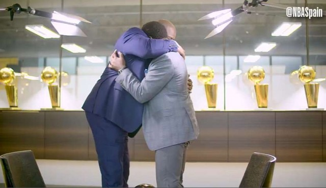 Magic Johnson e Isiah Thomas se reconciliaron tras 26 años — NBA