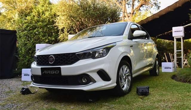 Sevel Uruguay presentó el Fiat Argo