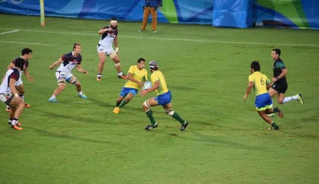 Argentina en cuartos de final del seven de Punta del Este
