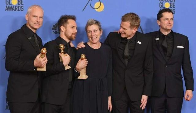 Los ganadores de los Globos de Oro 2018