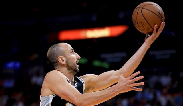 Ginóbili con chances de meterse en el All-Star Game de la NBA