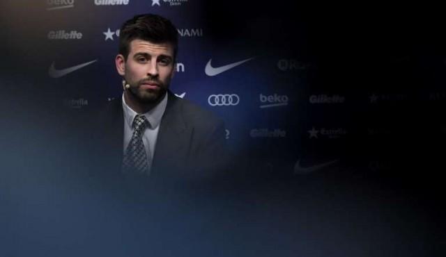 Gerard Piqué reitera su amor eterno por el Barcelona