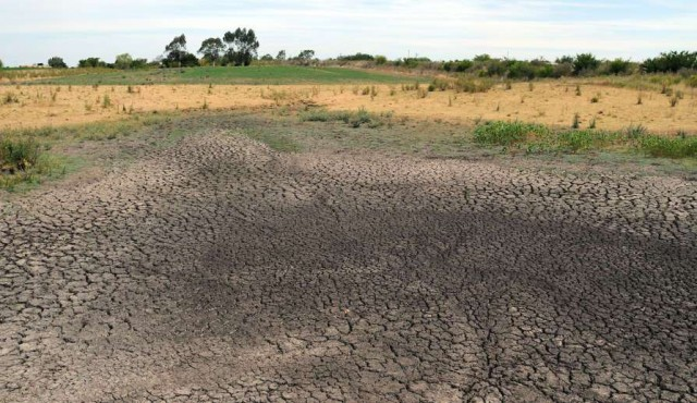 Se espera muy poca lluvia y La Niña continuará en marzo