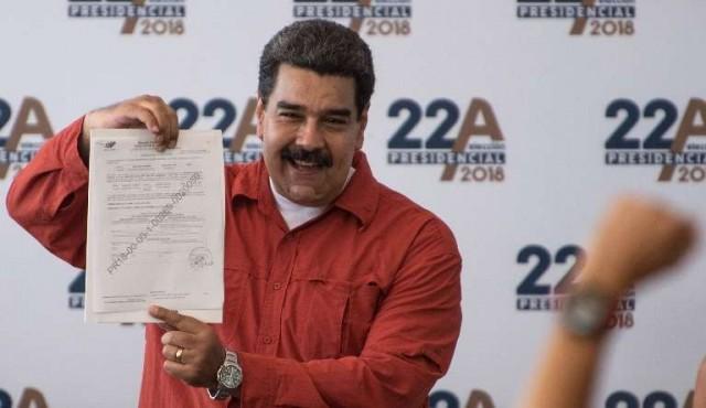 Elecciones en Venezuela se postergan para segunda quincena de mayo