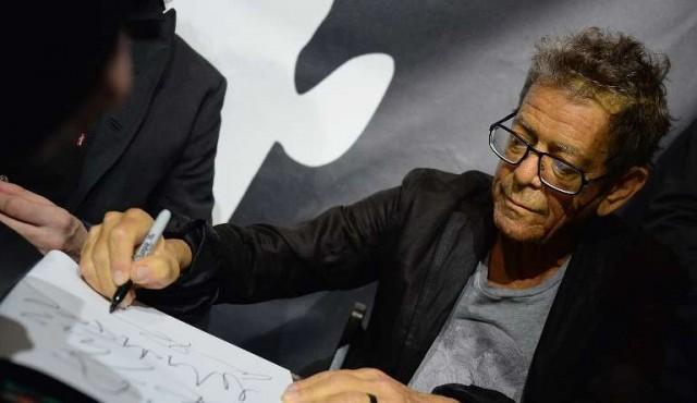 Editan poemas de Lou Reed escritos tras dejar The Velvet Underground