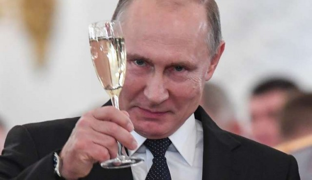 Vladimir Putin en diez fechas clave