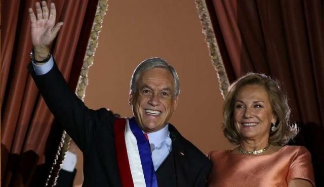 Piñera asumió en Chile con un llamado a la unidad