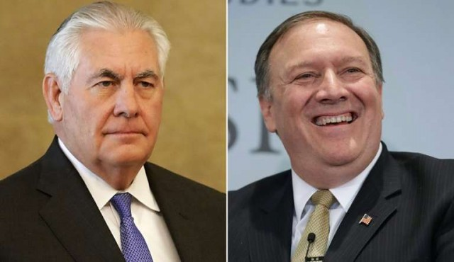 Donald Trump destituye a su secretario de Estado, Rex Tillerson [FOTOS]""