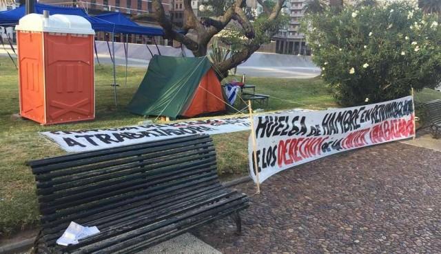 Huelga de hambre por despido al regreso de licencia maternal