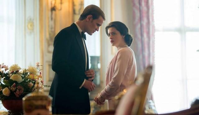 """Netflix le paga menos a la reina que a su consorte en """"The Crown"""""""