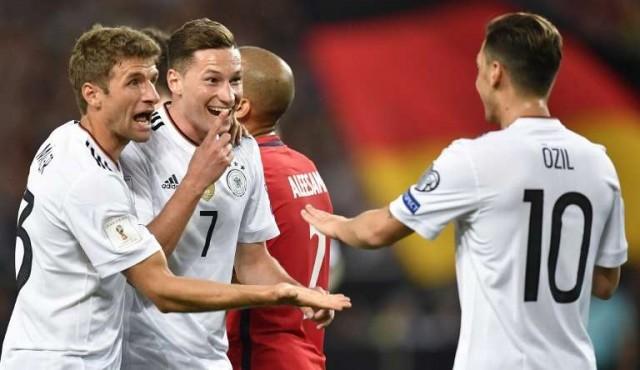 Tri se estanca en puesto 17 del ranking FIFA