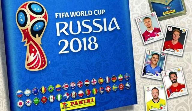 Mundial Rusia 2018: álbum 'alterno' colocó por error la bandera de Chile