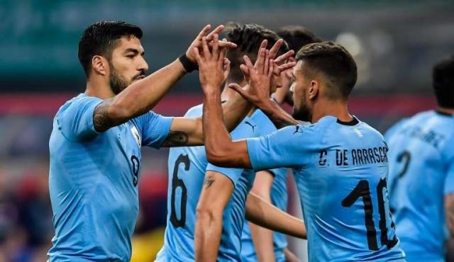 Vence Uruguay a Gales y se corona en la Copa de China