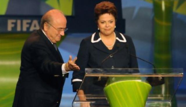 Repechaje para Brasil 2014 será con Asia