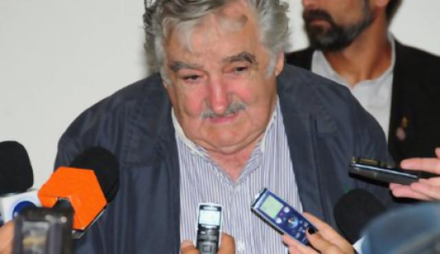 Mujica, el rey de las noticias