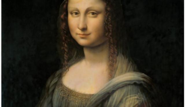 Copia de Gioconda fue hecha al mismo tiempo por discípulo de da Vinci