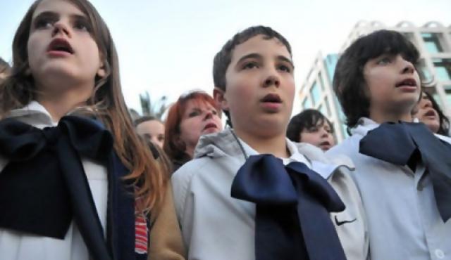 Paro en escuelas públicas de Montevideo