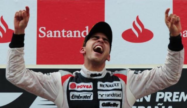 El venezolano que hizo historia en la F1