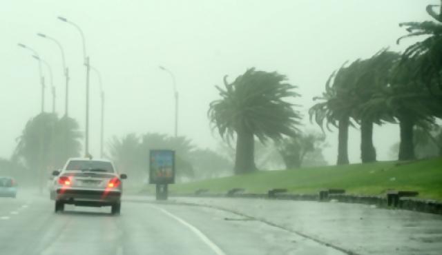 Advertencia meteorológica roja para todo el país