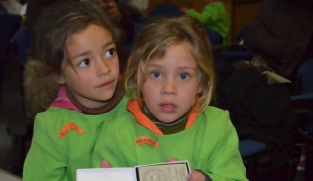 Con tres años, Los Villeritos sorprenden en la Feria de Clubes de Ciencia