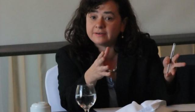 La mujer que perforó la impunidad en Guatemala