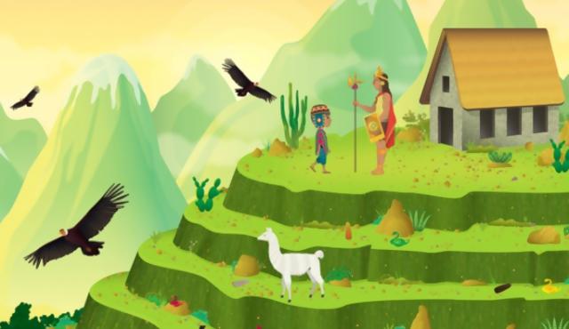 Vacaciones indígenas en el MAPI