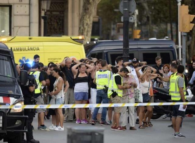 Portal 180 - Atentado en Barcelona: 13 muertos y un centenar de heridos