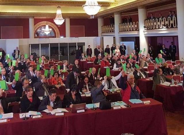 """Portal 180 - Entre """"burros"""" e """"inmorales"""": el día que el Parlasur no decidió sobre Venezuela"""