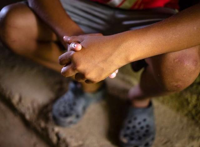 Portal 180 - Violencia severa afectó a 18.000 niños y niñas en el último mes