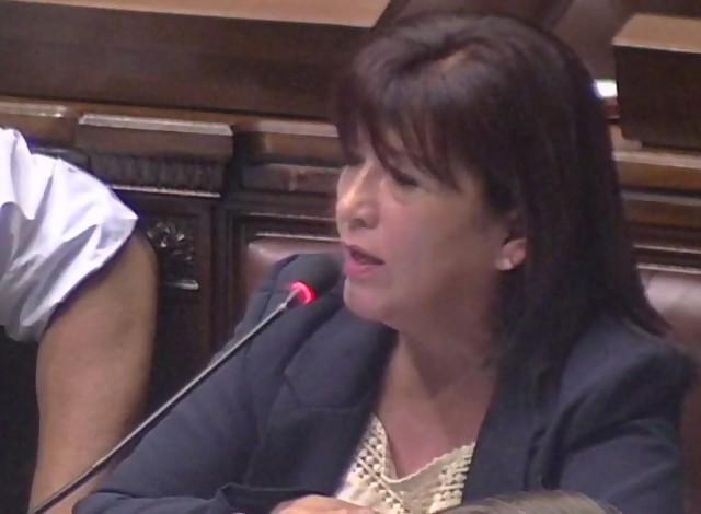 """Portal 180 - Diputada Conde sobre violencia contra la mujer: """"si tuvimos mal ojo, hacernos cargo"""""""
