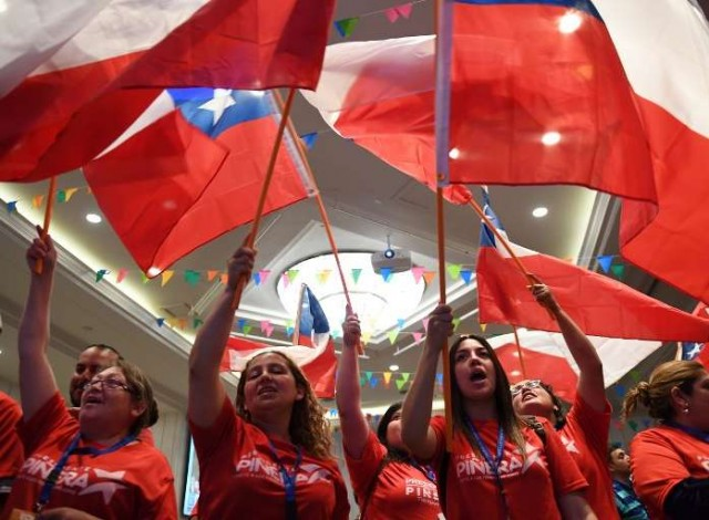 Portal 180 - Piñera vuelve a la Presidencia en Chile