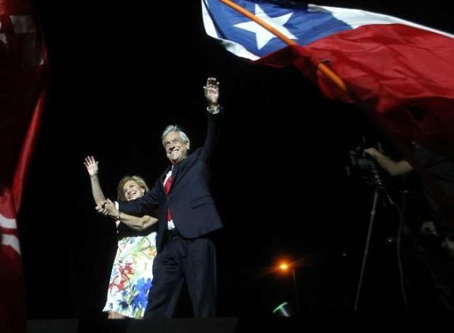 Portal 180 - Piñera ganó el centro político y por eso venció en Chile